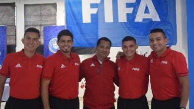 Photo of Los Martínez Cálix esperan volver al fútbol y al arbitraje