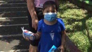 Photo of Jóvenes llevaron juguetes a los niños en Osicala