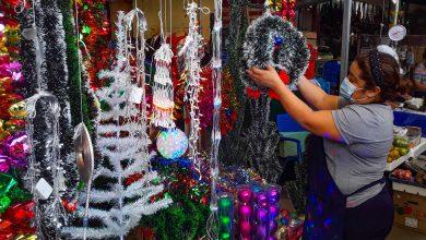 Photo of El ambiente navideño se apoderó de los mercados de San Miguel