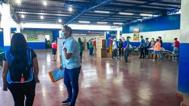 Photo of Centro de votación de Ciudad Barrios abrió puntual el proceso