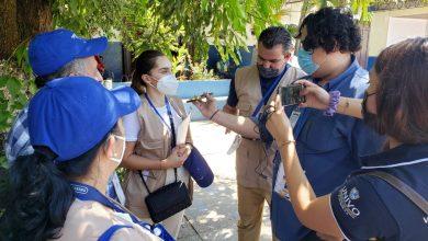 """Photo of Observadores internacionales calificaron como """"buena"""" la jornada electoral en San Miguel"""