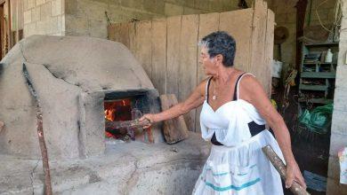 Photo of Doña María Victoria: panadera, vendedora de ropa, chapeadora de milpas, agricultora y cocinera de enchiladas