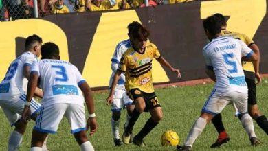 Photo of Kelvin, el universitario que juega en el CD Platense Juvenil