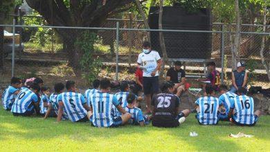 Photo of Pacito, sembrando técnicas futbolísticas desde Jocoaitique