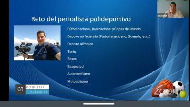 Photo of Periodista deportivo instó a comunicadores a manejar temas económicos, políticos y de toda índole