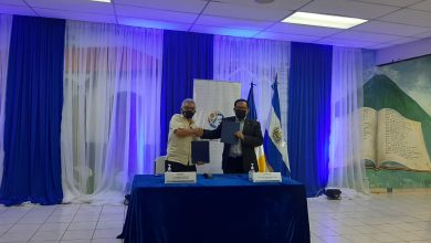 Photo of UNIVO firma convenio de cooperación con FUSALMO