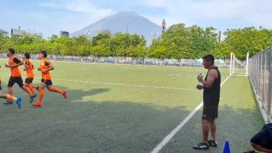"""Photo of Kilmar Jiménez, """"Chumika"""" sueña con ser el técnico de una selección nacional"""