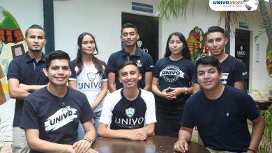 Photo of Estudiantes UNIVO recibieron beca Amity
