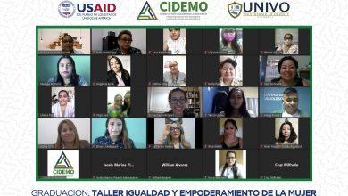 Photo of Mujeres de la zona oriental se capacitaron en equidad de género