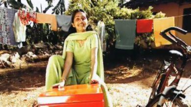 Photo of Reyma, creó una lavadora de pedal, para que su familia no fuera a lavar al río